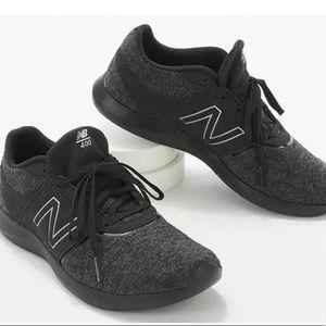 New Balance Sneakers 400 Triple Black